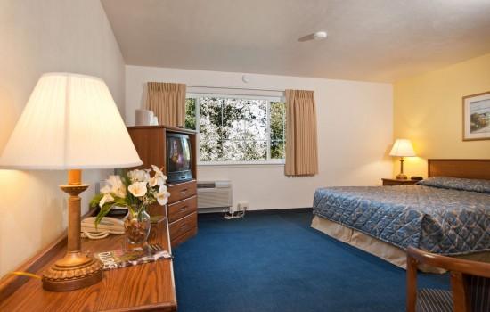 Welcome To The Jackson Lodge - Well appointed Guest Rooms