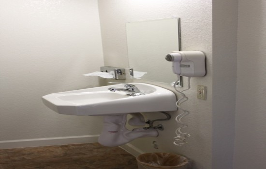 Accessible Lowered Sink